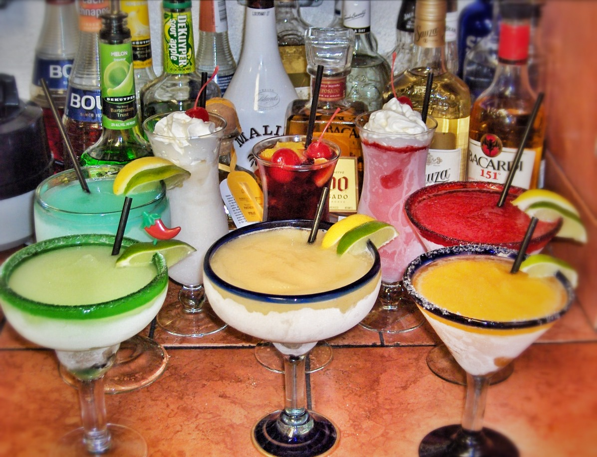 Hispanic alcoholic drinks the image kid for List of alcoholic mixed drinks